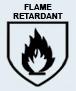 Resistente al fuego