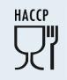HACCP - Certificado de Contacto Alimentario